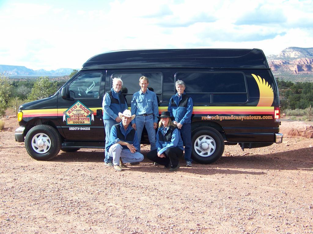 Red Rock Western Grand Canyon Tours Sedona Az 86336