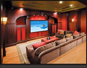 Fort Lee Home Theater Installation and Surveillance - Fort Lee, NJ