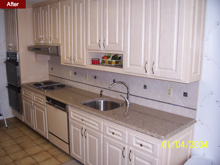 New look kitchen refacing inc farmingdale ny 11735 for Kitchen cabinet refacing