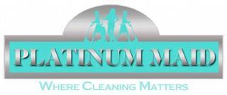 Platinum Maid - Silver Spring, MD