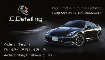Car detailing business card ideas arts arts auto detailing business card arts reheart Gallery