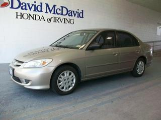 David Mc David Honda Of Irving - Irving, TX