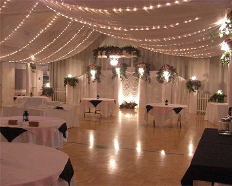 Ceiling Decor 1 from Wedding Rentals Salt Lake City UT | Wedding