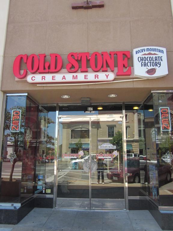 Cold Stone Creamery Lawrence Ks 66044 785 539 5336
