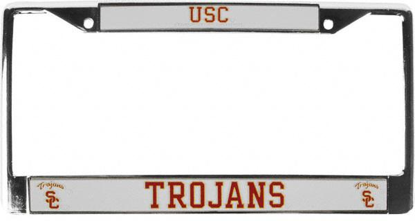 USC Trojans License Plate Frames.jpg from Cool Gifts USA in Rancho ...