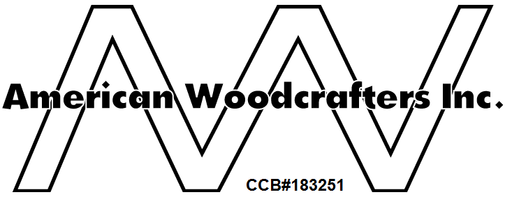 aw logo from american woodcrafters inc in portland  or 97216