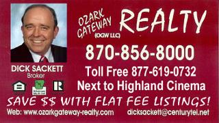 Ozark Gateway Realty Llc - Hardy, AR