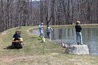 Mountain meadow farms trout fishing stocking keyser wv 26726 304 749 8049 - Trout farming business family mountains ...