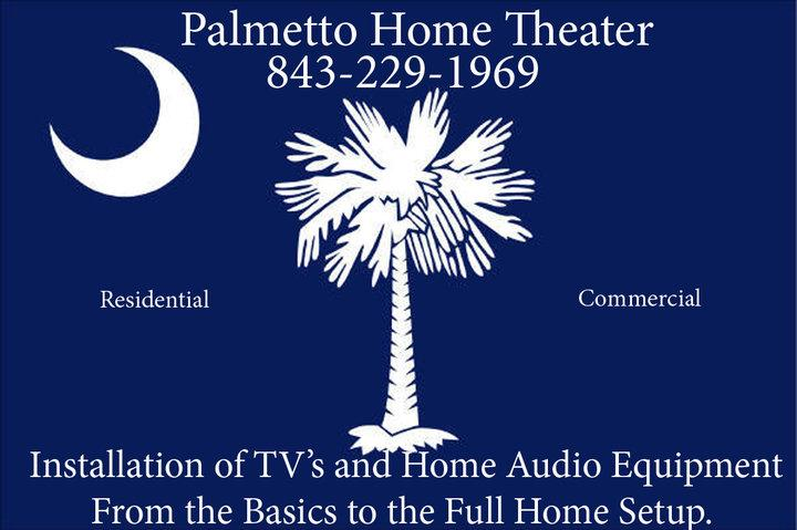 Palmetto Home Theater Florence Sc 29501 843 229 1969