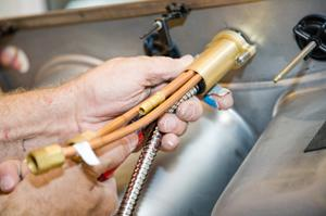 plumbing-repairs by At Your Service Restoration & Renovation