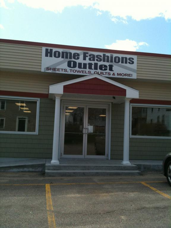 hfo 004 from home fashions outlet in newfields nh 03856