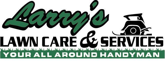 Top Logo Design lawncare logos : Larry_Lawn_Care_Logo from Larryu0026#39;s Lawn Care and Services ...