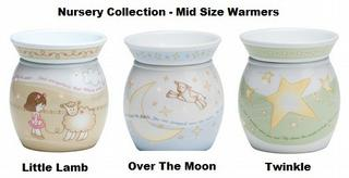 Scentsy New Whimsical Nursery Collection Warmers Judi Gilker