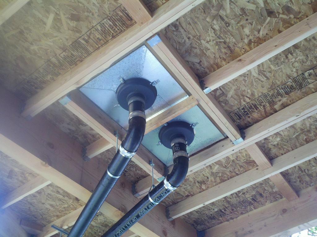 Metal Roof and Walls Help Home Reach Lofty Design Goals ... |Metal Roof Internal Drain