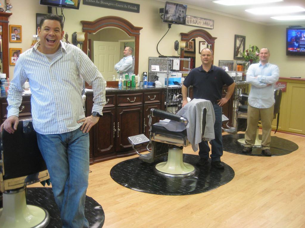 Spencer Martin Barber Shop Bedford Nh 03110 603 471 3606