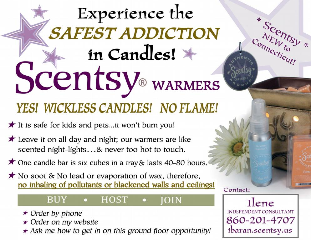 Scentsy Ad From Scentsy Wickless Candles Independent