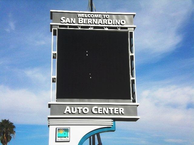 AllStar_Kia_AutoCenterSign11 By AllStar Kia Of San Bernardino