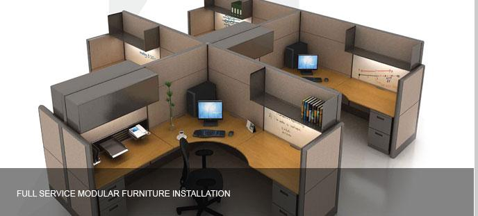 By Workstation Reconfiguration Pasadena | Cubicle Installation Burbank | Office  Furniture Assembly Long Beach, Ca
