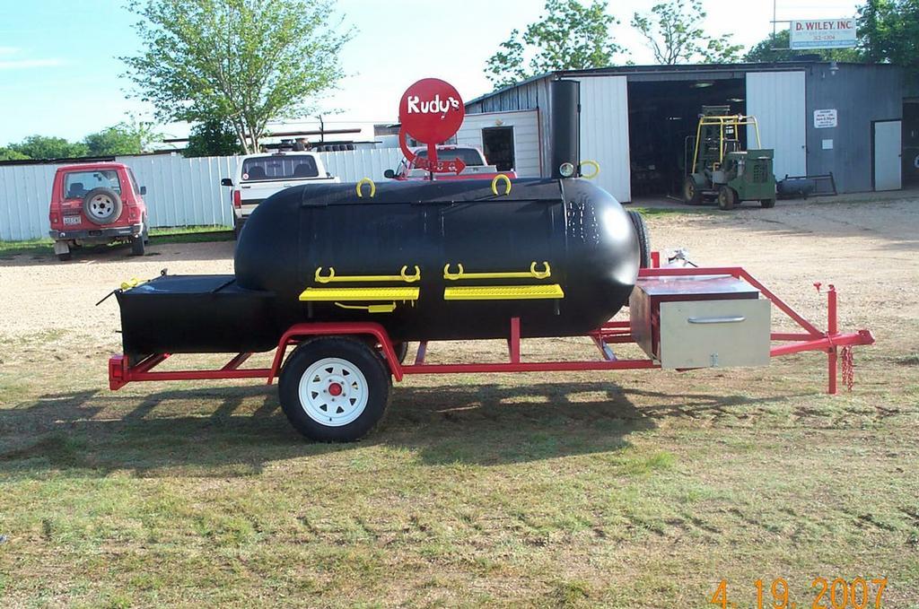 Texas Custom Smoker Trailers Html Autos Weblog