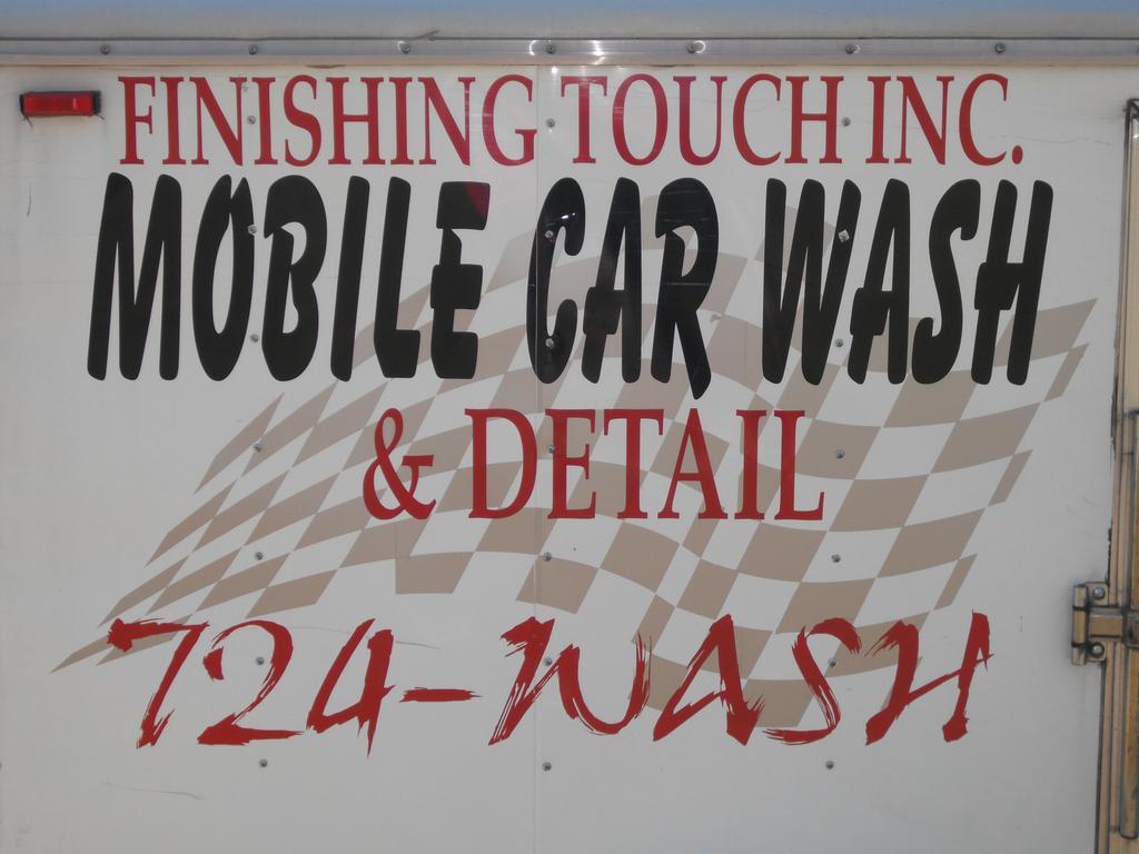 Full Service Car Wash Broken Arrow