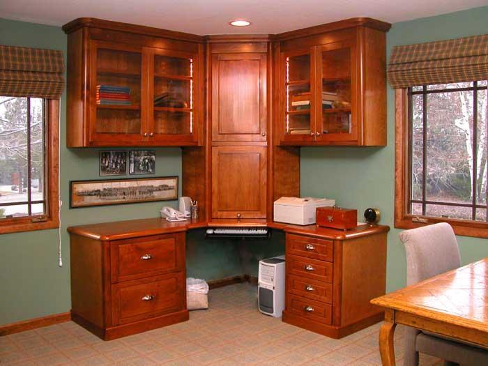 Computer-desk by Unique Design Cabinet Company