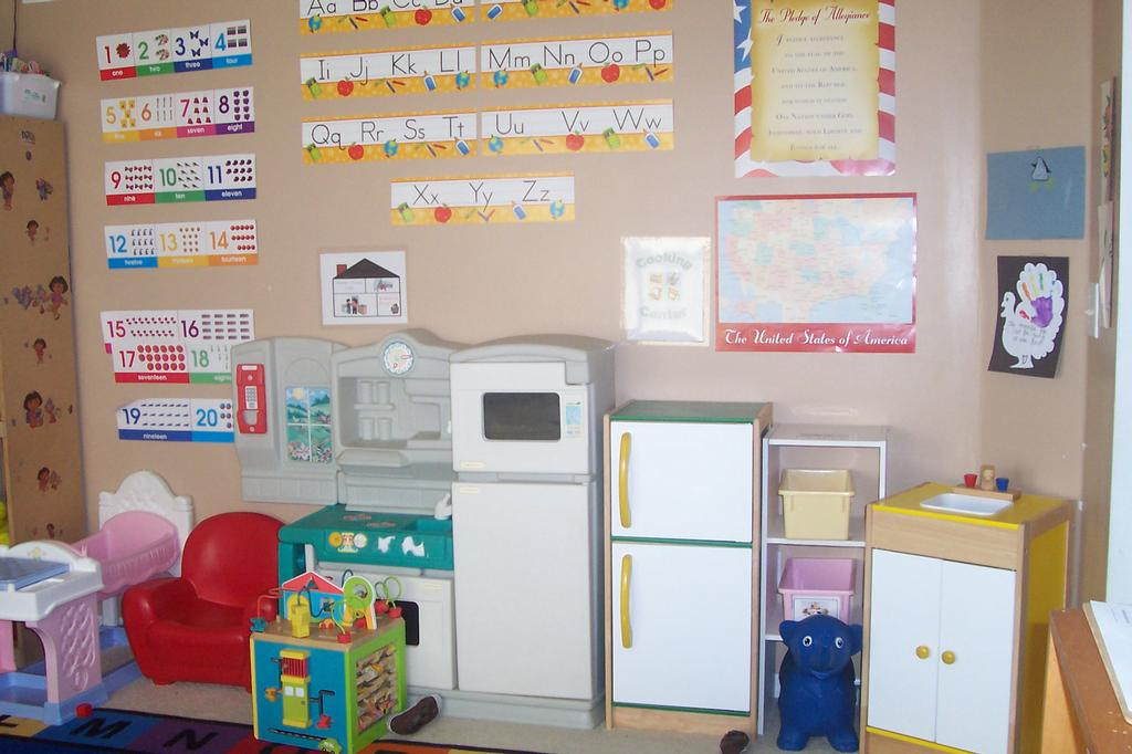 daycare room 1 from Mercado's Private Daycare in Jacksonville, FL ...