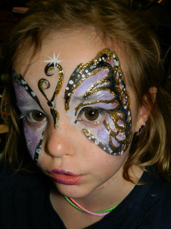 Pictures for let 39 s plan a party face painting and balloon for Face painting business
