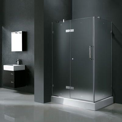 miami bath remodeling acrylic base showerjpg - One Day Bathroom Remodeling