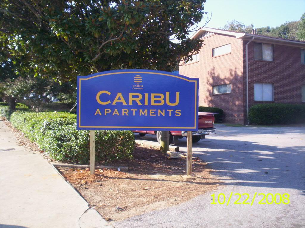 Caribu Sign 1 By Apartments