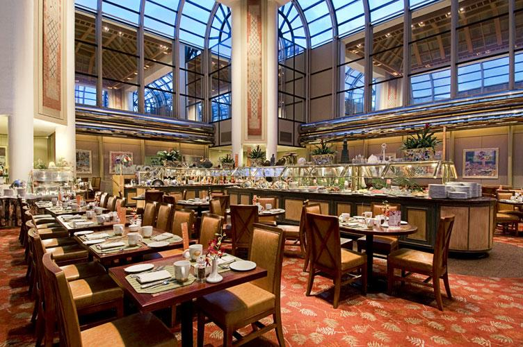 Cafe Sierra Hours Hilton