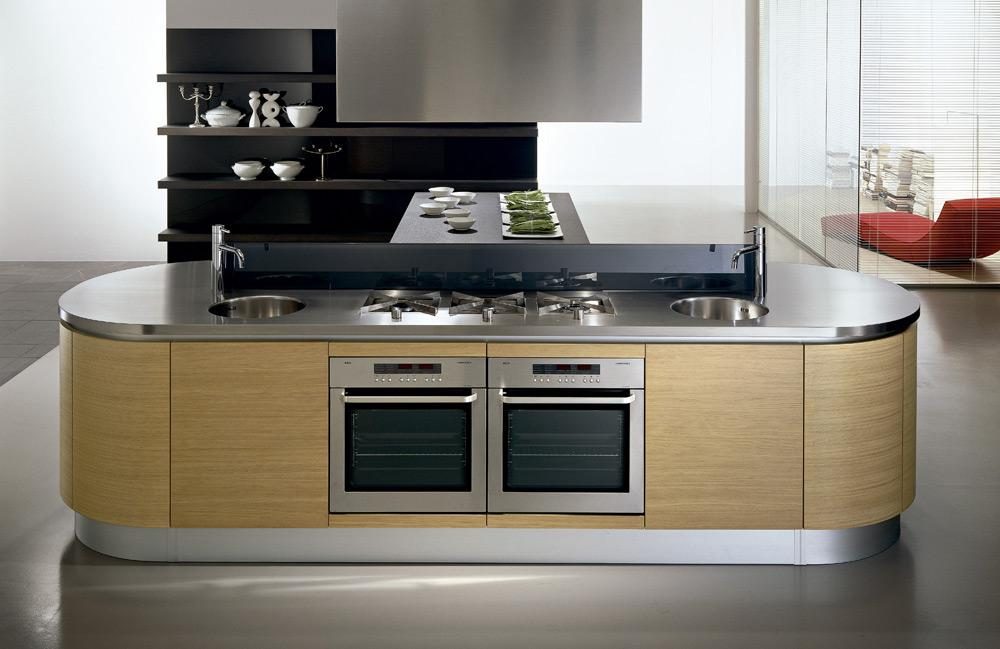 ROUND KITCHEN ISLAND ITALIAN DESIGN.jpg from PEDINI ...