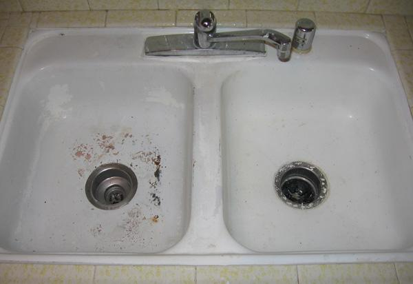 Refinishing Kitchen Sink Before After Photos Kitchen Bathroom Refinishing