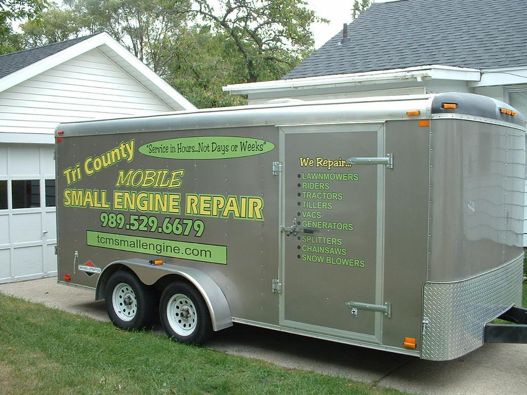 Stanley 069 from tri county mobile small engine repair in for Small motor repair near me