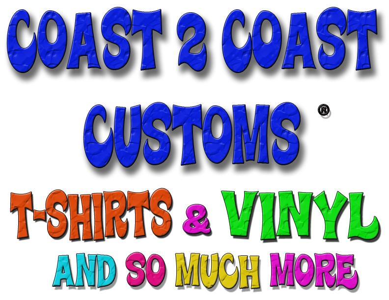 Coast 2 Coast Vinyl Graphics T Shirts Amp Decals Porter