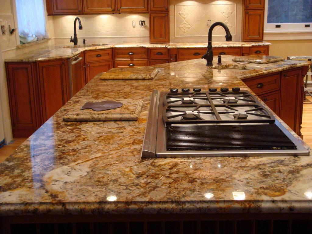 Sealing Granite Countertops : View entire picture gallery Granite Countertop Sealer - Granite Shield