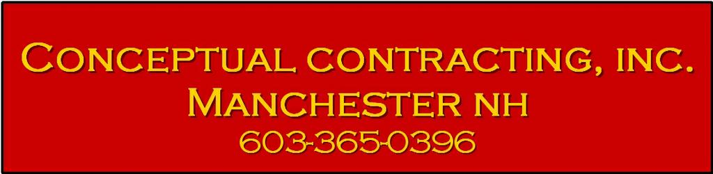 Pictures For Conceptual Contracting Inc In Manchester
