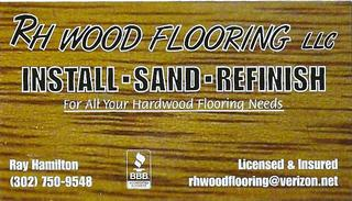 Hardwood Floors Laying Sanding and Finishing Don