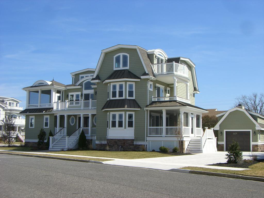 Augustine Builders Seashore Modular Homes Avalon Nj