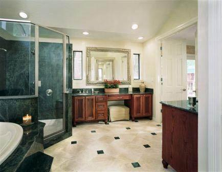 Charlotte Bathroom Remodeling Company by The Charlotte Home & Kitchen ...
