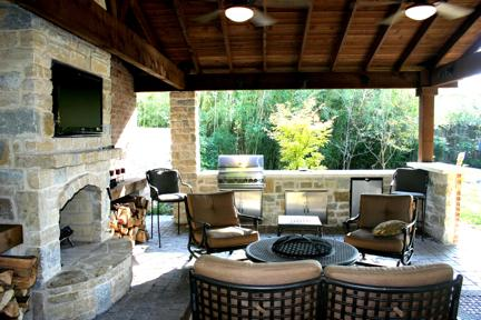 Charlotte Outdoor Living Builder From The Charlotte Home
