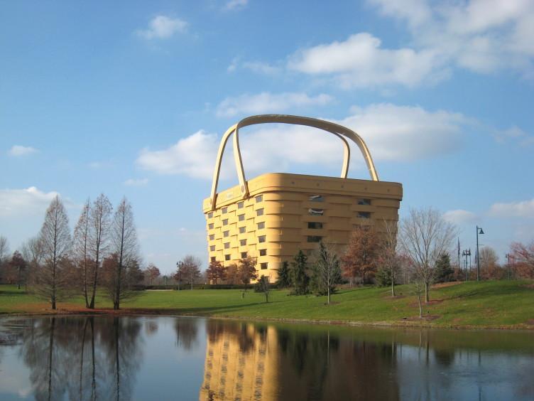 Longaberger 4 sale saint louis mo 63129 314 846 7310 Longaberger basket building for sale