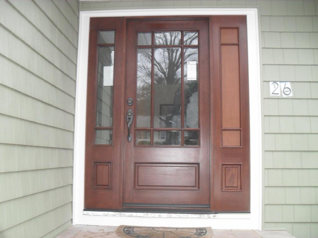 Jeld wen fiberglass from somerset hills doors for Jeld wen front entry doors