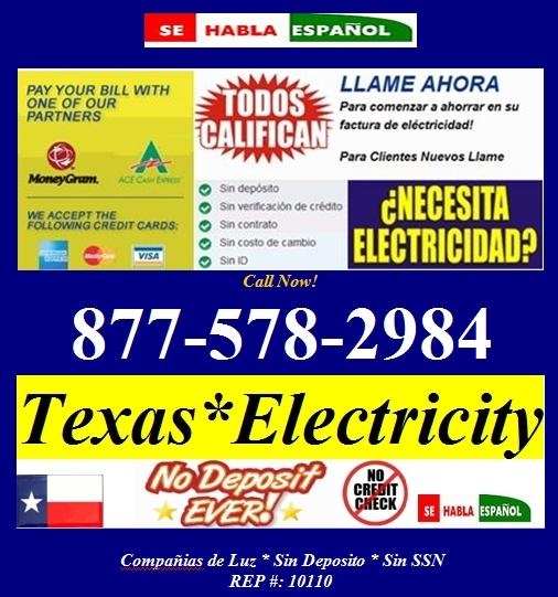 Pictures For No Deposit Prepaid Electric Companies In