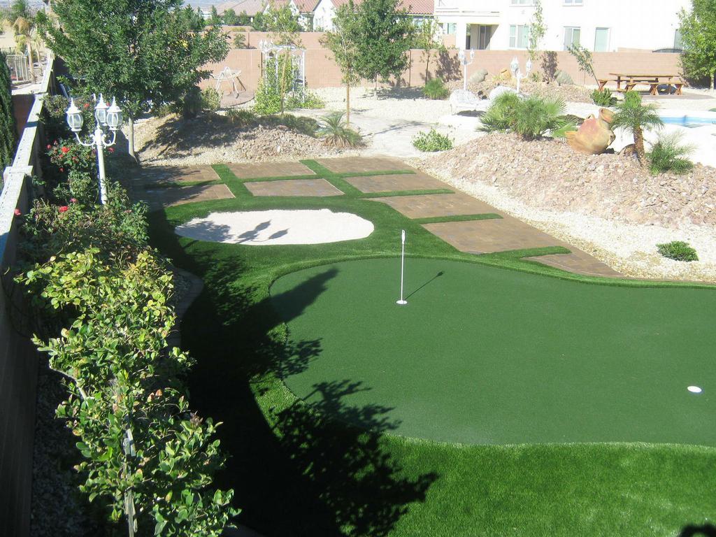 Xeriscape Water Smart Landscape Las Vegas From Desert