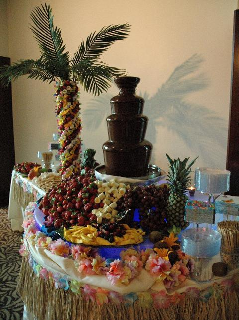 Chocolate Fountain For Wedding Reception Reception Chocolate Fountain