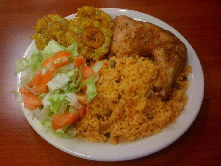 Puerto Rican Arroz Con Pollo Arroz y pollo by richie sDominican Arroz Con Pollo