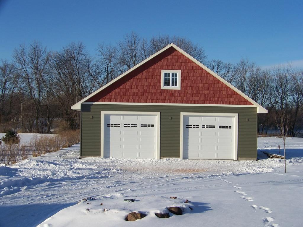 30 39 x 40 39 garage from vanderhoff construction in saint for 30 by 40 garage