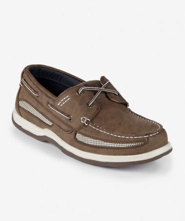 Island Surf Men S Cod Boat Shoe