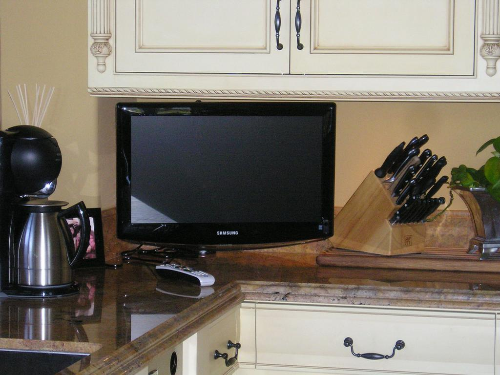 kitchen tv 2 from infinity home solutions in white lake mi 48386
