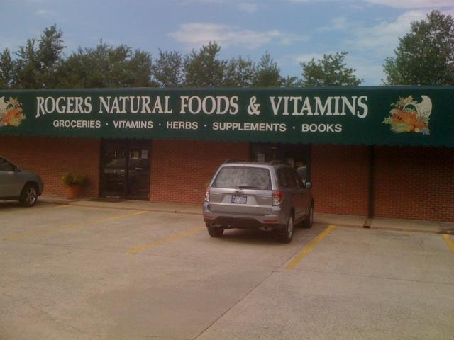 Natural Food Store Rogers Ar